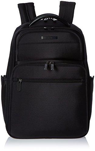 Hartmann Executive Backpack, Deep Black, One Size by Hartmann