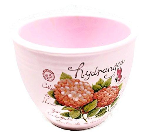 (Hydrangea Pink Planter)