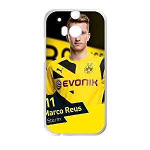HTC One M8 Phone Case White Marco Reus LH4916437