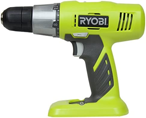 Ryobi P205G 18 Volt 3 8 Drill driver Drill only, battery and charger not included