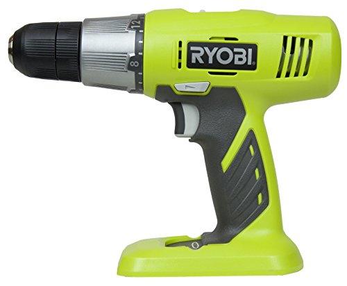 Cheap Ryobi P205G 18 Volt 3/8″ Drill/driver (Drill only, battery and charger not included)