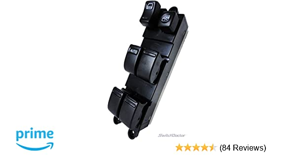 Amazon.com: Fits Nissan Sentra 2000-2006 Window Master Control Switch: Automotive