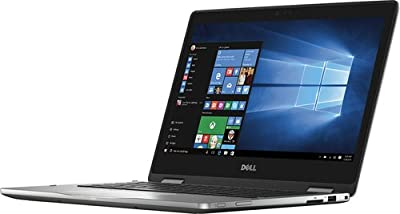 """2016 Newest Dell Inspiron 7000 Premium High Performance Flagship Laptop with 13.3"""" FHD Touchscreen, Intel Core i5, 8GB, 256GB SSD, No DVD, Backlit Keyboard, Bluetooth, Windows 10, Gray"""