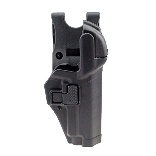 quanlei Tactical Right Hand Waist Belt Level 3 Lock Duty Holster Suitable for SIG SAUER P226 P229