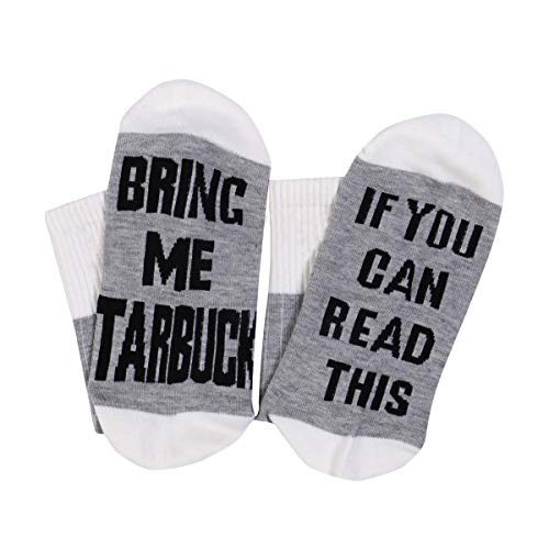If You Can Read This Bring Me Starbucks Cotton Ankle Crew Socks