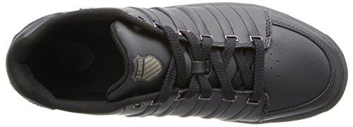 K-Swiss Men's Sneaker,Black/Black,9 M