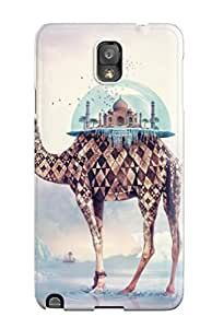 Eric J Green Design High Quality Psychedelic Cover Case With Excellent Style For Galaxy Note 3