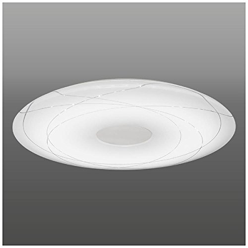 タキズミ LEDシーリングライト ~8畳用 洋風タイプ 調光調色(昼光色~電球色) リモコン付 絵柄入カバー EXU80082 B072ZZXF95