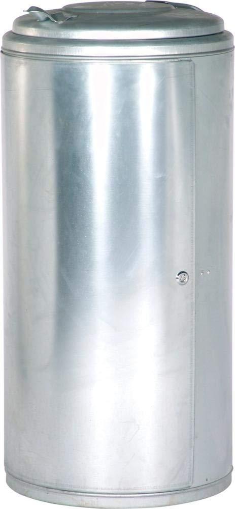 mit Schnappverschlu/ß Renner 8039-10 Abfallsammler ca 120 L
