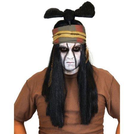 The Lone Ranger Costume Tonto (The Lone Ranger Tonto Costume Wig)