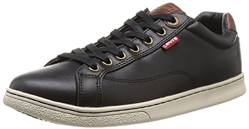 Levi's Noir Sneakers Tulare Low Homme Basses vrq7v8fxw
