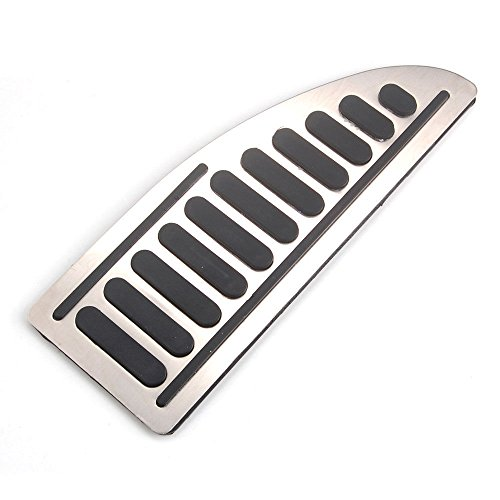 Buildent Auto Foot Rest Pedal Pad Anti-skid Styling Car Accessories For Ford Focus MK2 MK3 Fiesta MK7 Mondeo MK4 S-Max C-Max Escape Kuga by Buildent (Image #4)