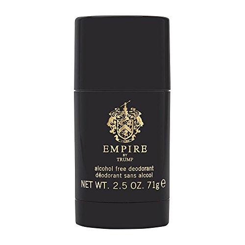 Donald Trump Empire for Men Alcohol-Free Deodorant Stick, 2.5 (Alcohol Free Deodorant Spray)