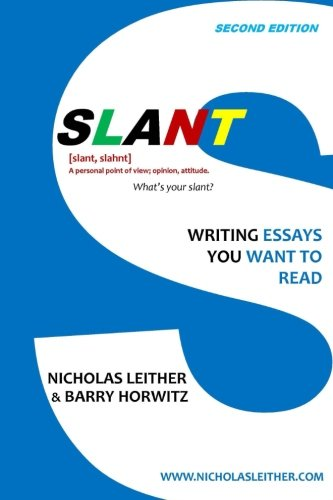 Slant: Writing Essays You Want to Read