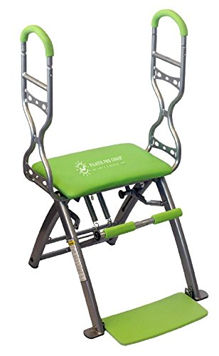 Pilates PRO Chair Max with Sculpting Handles by Life's A Beach (Green)