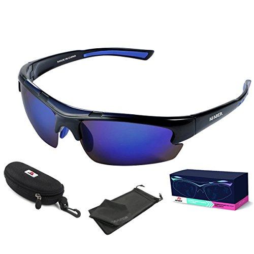 AFARER polarized sunglasses fishing baseball