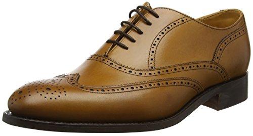 BARKER Newport, Scarpe Stringate Oxford Uomo Brown (Cedar Calf)