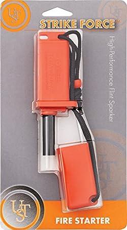 UST Wg2411 Accendi Fuoco, Unisex – Adulto, Arancione, Taglia Unica Unisex - Adulto 1WG0411-O