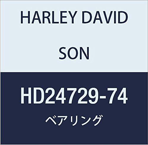 ハーレーダビッドソン(HARLEY DAVIDSON) BEARING ASSY, CRANKSHAFT HD24729-74   B01M67L71C