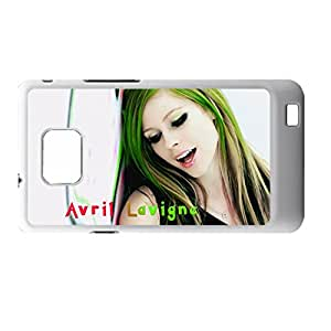 Abstract Phone Case For Girl For Samsung S2 I9100 Print With Avril Lavigne Choose Design 1