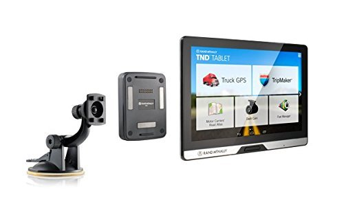 Rand McNally 528013076 Intelliroute 8'' TND Tablet with Built-in Dash Cam (Certified Refurbished) by Rand McNally (Image #4)