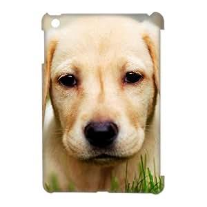 J-LV-F Cute Dog Pattern 3D Case for iPad Mini
