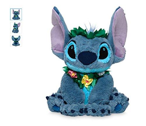 Disney - Stitch Hawaiian Plush - Medium - Aloha Bear Plush