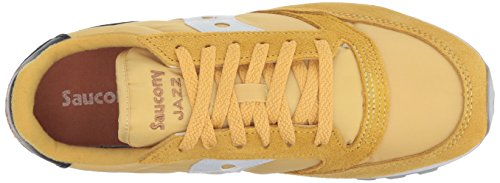 Jazz Giallo Vintage Saucony Chaussures W Original a0xvYF