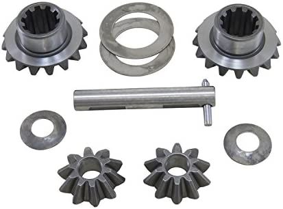 Replacement Standard Open Spider Gear Kit for Dana 25//27 Differential with 10-Spline Axle Yukon YPKD27-S-10