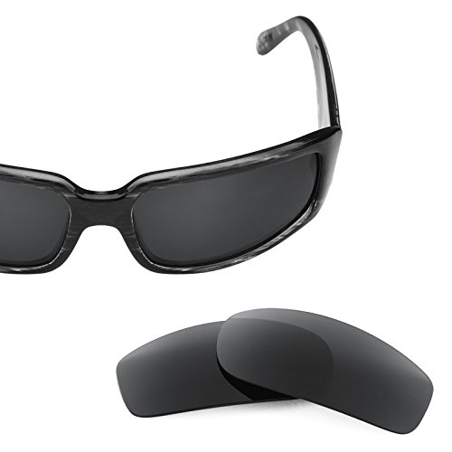 para Revant Zipper — Sigiloso Negro múltiples Polarizados repuesto Lentes Von Sham de Opciones TtqtwOgp
