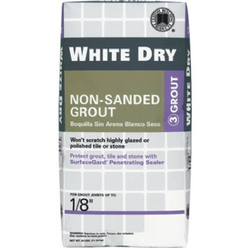 CUSTOM BLDG PRODUCTS WDG25 25-Pound Dry Tile Grout