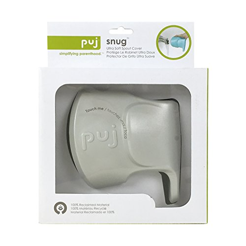 Puj Snug - Ultra Soft Spout Cover (Grey) by Puj (Image #4)