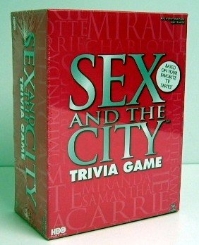 Girls sex the city trivia game couple