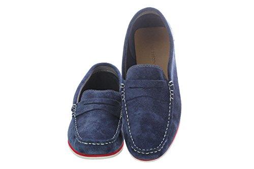 40bee161a6a637 Lacoste Chanler 2 Suede Men Shoes Dark Blue 7-27SRM1211-120 (SIZE  7.5) -  Buy Online in Oman.