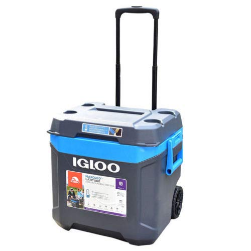 igloo (Igloo) Max Call Cooler Box 62 QT / 58 L Maximum Cold Storage 5 Days Clear