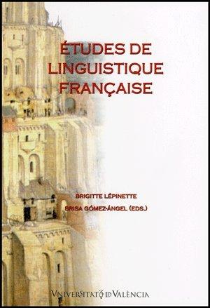Download Etudes de linguistique française PDF