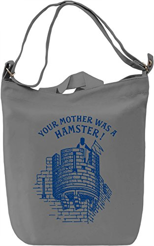 Your Mother Was A Hamster Borsa Giornaliera Canvas Canvas Day Bag| 100% Premium Cotton Canvas| DTG Printing|