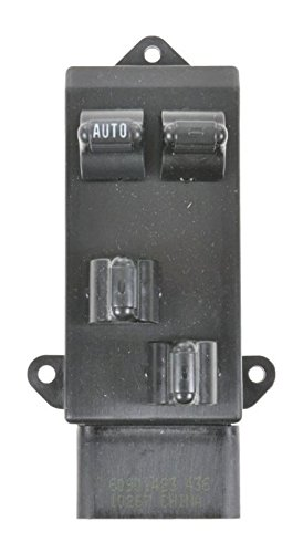 Master Power Window Switch Left LH for Caravan Grand Voyager Town & Country (Window Power Voyager)