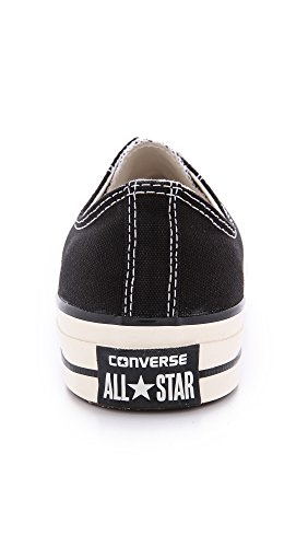 Star Fitness da Converse Scarpe Unisex Prem Black – 001 Adulto 1970's Nero Ox All gnq1wn5