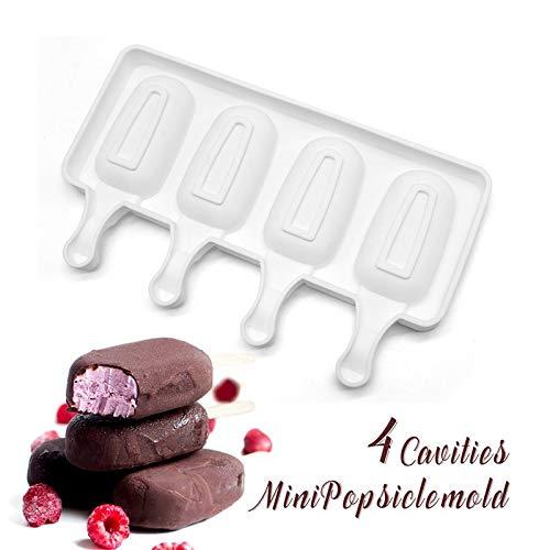 Compra Molde Moldes for Helado de Silicona Moldes for paletas de ...