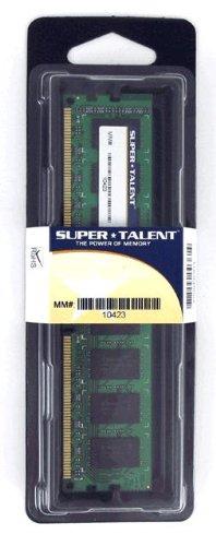 - Super Talent Server Memory 1 Not a kit (Single) DDR3 1333 (PC3 10600) 240-Pin DDR3 SDRAM - W1333EB2GM