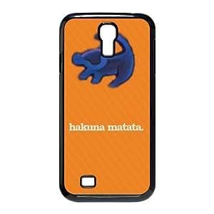 Hakuna Matata Hard Plastic Back Cover Case for Samsung Galaxy S4