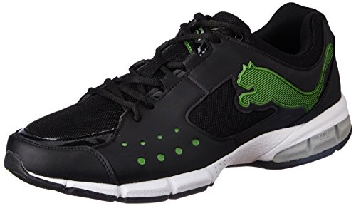 Puma Unisex's Stocker IDP Puma Black-Andean Toucan Sneakers - 7...