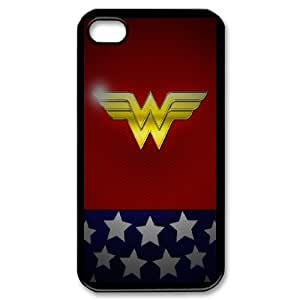 Life margin Wonder Woman phone Case For iPhone 4,4S G81KH3329