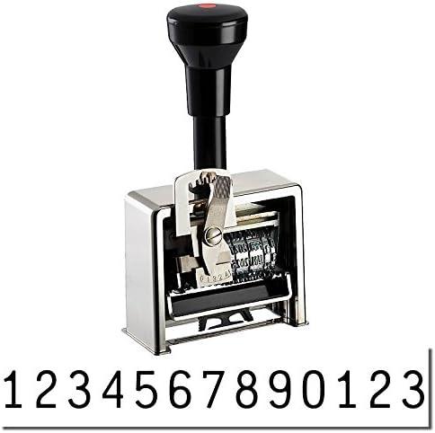 Wide Frame Reiner Number Stamp Model 331
