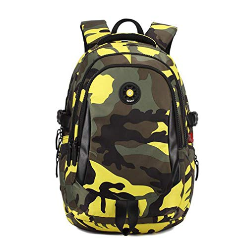 chengse Bags Backpack For 8016 Teenagers Waterproof Camouflage School Men q4ZHCpnZw