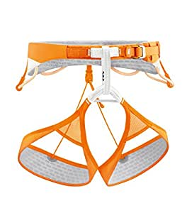 Petzl Sitta Harness Orange / White Small