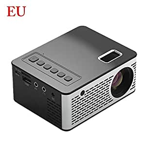 Blue-Yan Proyector Doméstico UC26 HD 1080p para Niños, Mini ...