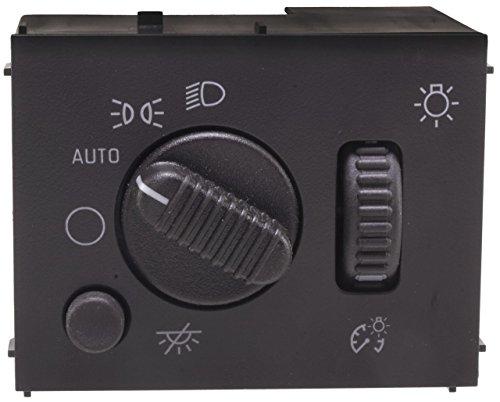 03 silverado headlight switch - 6