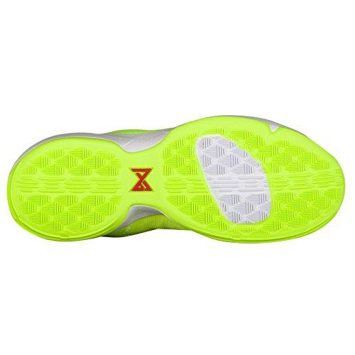 Nike Pg 1 Heren 878.627-700 Volt / Volt-zwart-wit
